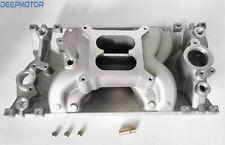 Sbc Small Block Chevy Vortec Air Gap Aluminum Intake Manifold 350 1996 Up