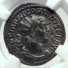 FLORIAN Very Rare 88 Day Emperor 276AD Authentic Ancient Roman Coin NGC i79648