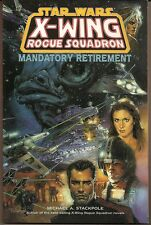 STAR WARS X-WING ROGUE SQUADRON MANDATORY RETIREMENT SOFTCOVER GN TPB #32-35 NEW