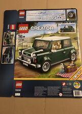 LEGO Creator 10242 Mini Cooper Leerkarton