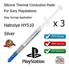 3 x High Quality Silver Grey Thermal Heatsink Paste Grease for Playstations