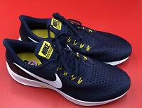 SZ 12 Nike Air Zoom Pegasus 35 TB Running Shoes Michigan Mens AO3905-417 Rare