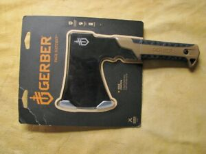 Gerber Stainless Steel Pack Hatchet with Sheath - New in Package