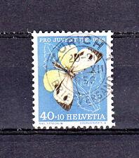 Schweiz  1956 Michel  636 Schmetterling , gestempelt ,  siehe Bild