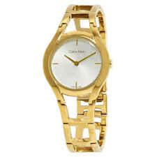 Calvin Klein Class Quartz Silver Dial Ladies Watch K6R23526