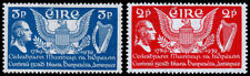 Ireland Scott 103-104 (1939) Mint LH VF, CV $11.50 C