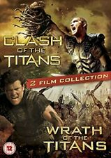 Clash of the Titans / Wrath of the Titans Double Pack [DVD][Region 2]