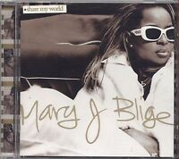 MARY J. BLIGE - Share my world - CD 1997 NEAR MINT CONDITION