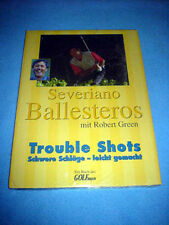 Severiano Ballesteros - Trouble Shots - Golf - Club