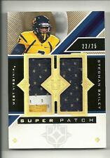 2013 STEDMAN BAILEY Upper Deck Ultimate Collection Super PATCH Serial #22 of 25