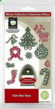 Cricut Trim The Tree Cartridge Winter Collection Limited