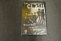 DVD THE CLASH WEST WAY TO THE WORLD