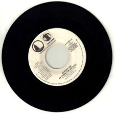 LEE, Johnny  (Be There For Me Baby)  Full Moon/Asylum 47301 = PROMOTIONAL RECORD