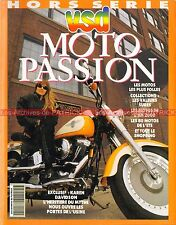 VSD MOTO PASSION 1991 Visite chez HARLEY DAVIDSON Karen Gamme YAMAHA Collection