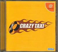 Dreamcast Crazy Taxi Free Shipping with Tracking number New from Japan