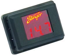 NEW STINGER SVMR VOLTMETER 3-DIGIT RED LED VOLTAGE DISPLAY GAUGE VOLTAGE METER