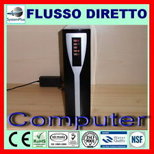 DEPURATORE ACQUA 4 STADI 300 GPD TOT. OSMOSI INVERSA A FLUSSO DIRETTO MOD. 900 A