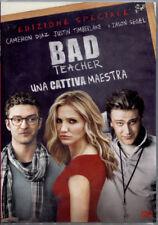 BAD TEACHER (Cameron Diaz) - DVD NUOVO E SIGILLATO, PRIMA STAMPA, NO EDICOLA