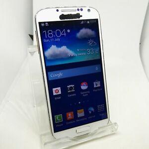 Samsung Galaxy S4 GT-I9505 5 Inch 13MP 16GB 2GB Unlocked Smartphone - White