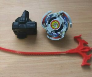 Driger G Beyblade With Launcher & Ripcord Old Generation - Hasbro - Engine Gear