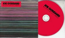 JOE GODDARD Electric Lines 2017 UK 10-track promo CD Hot Chip