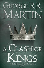 A Clash of Kings: Book 2 of A Song of Ice and Fire, By George R. R. Martin,in Us