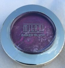 Milani Baked Blush  #07 Fantastico  Mauve / Sealed ,
