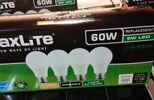 48 maxlite soft white 60 watt replacement 9 watt led 2700k dimmable 800 lumens