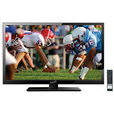 "Supersonic SC-2411 12 Volt AC/DC Widescreen 24"" Television 1080p HD BRAND NEW"