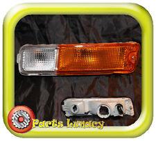 LEFT FRONT BULLBAR INDICATOR PARK LIGHT FOR Mitsubishi TRITON L200 MK ARB BAR