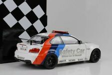 MINICHAMPS BMW 1M E82 SAFETY CAR  MOTO GP 1:18