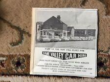 k1-4 ephemera 1966 advert dane valley garage ltd margate picture fleet