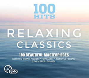 Various Artists-100 Hits - Relaxing Classics CD NUOVO