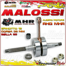 MALOSSI 539212 ALBERO MOTORE RHQ MHR SPINOTTO Ø 12 GILERA STORM 50 2T