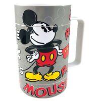 Disney Zak Mickey Mouse Mug Puzzle Spinner Ring Plastic Cup Zak Designs Selandia