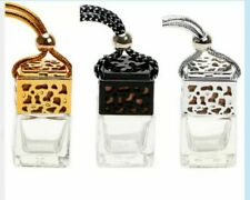 Car Air Freshener Oil Diffuser Perfume Scent Fragrance Hanging- EMPTY BOTTLE