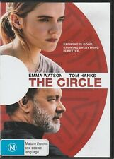The Circle (DVD, 2017) Emma Watson
