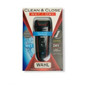 Wahl Clean And Close Wet/dry Model #7064, New Wahl Home Product