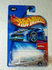 Modellbau Auto- & Verkehrsmodelle 2004 Hot Wheels Erste Editionen #064 = Crooze Schnell Sicherung = Silbern