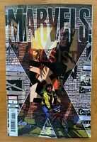 MARVELS X #1 2020 Leon Party Variant NM+