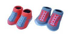 * Nike Air Jordan Baby Boys' Booties Infant Socks, 2 Pack, Lava, 0-6 Months Us