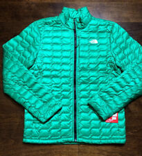 The North Face Men's ThermoBall Eco Jacket Green Size small Retail $220