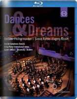 Evgeny Kissin, Berliner Philha - Danses & Dreams - The Berliner Blu-Ray