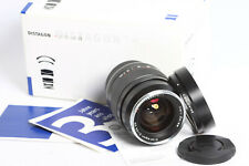 Carl Zeiss  Distagon 2/35 ZE T*  for Canon