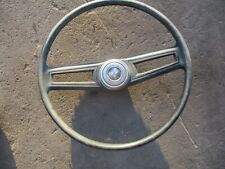 71 72 73 74 75 76 77 Dodge B Series Van Steering Wheel With Horn Button Center Oem
