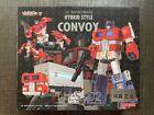 Takara Transformer Galaxy Force Hybrid Style Galaxy Convoy T.H.S.-02 THS 02 MIB For Sale
