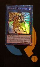 Knightmare Unicorn - GEIM-EN050 - Collector's Rare - 1st Edition - YuGiOh