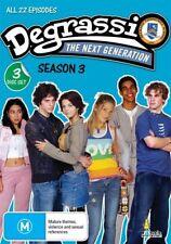 Degrassi - The Next Generation : Season 3 (DVD, 2011, 3-Disc Set)