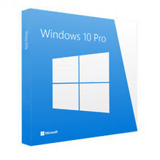 Windows 10 Pro Professional Multilanguage Original 32/64 bits Key clave