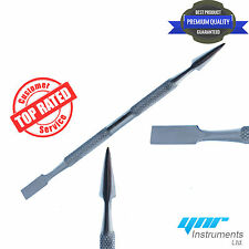YNR Nail Pushers Dual Tool Cuticle Remover Manicure Pedicure Stainless Steel